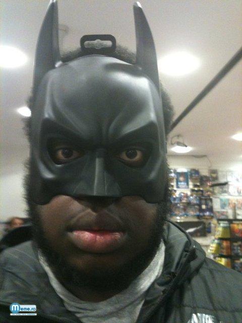 El e Batman