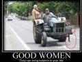Sunt si femeile bune la ceva