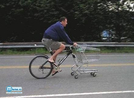 Bicicleta misto