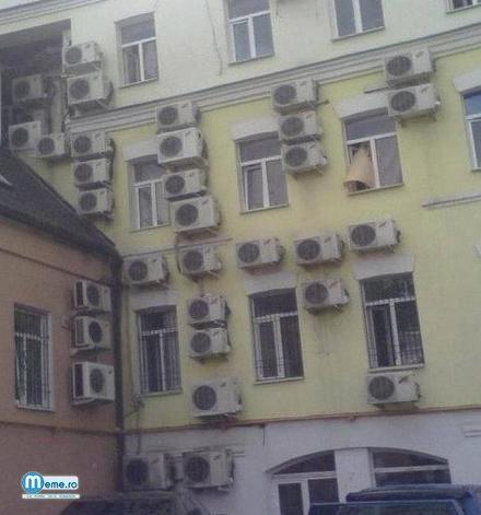 Este nevoie de o centrala AC