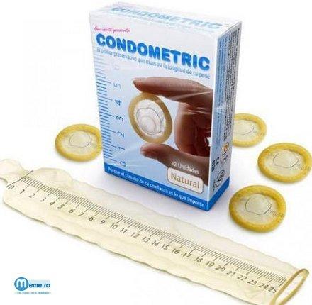 Prezervativ metric