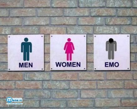 Toaleta emo