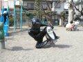 Motociclist in devenire