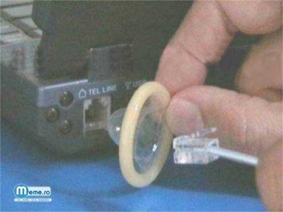 Protectie impotriva internetului
