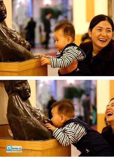 Vrea tatica :)