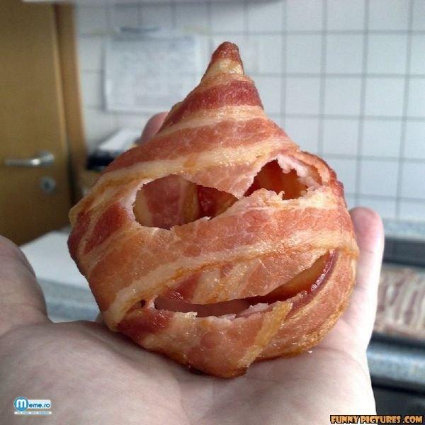 Cap de bacon