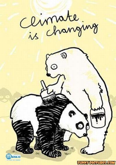Clima se schimba