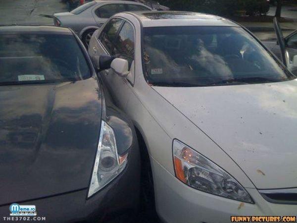 Greu cu parcarea