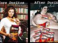 Efectele Doritos