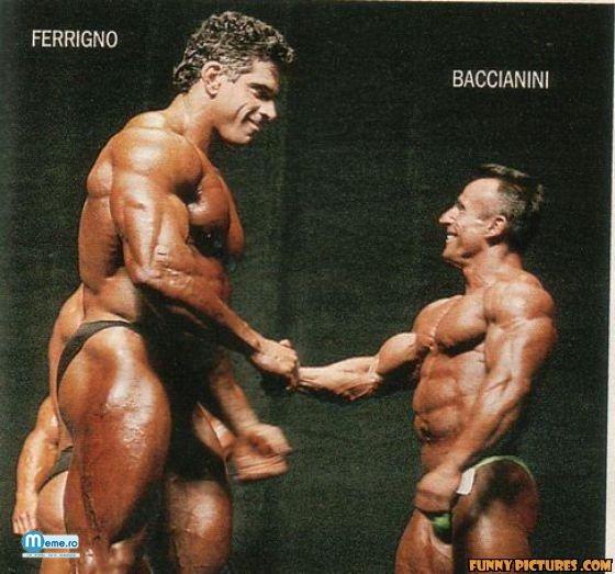 Ferrigno vs. Baccianini