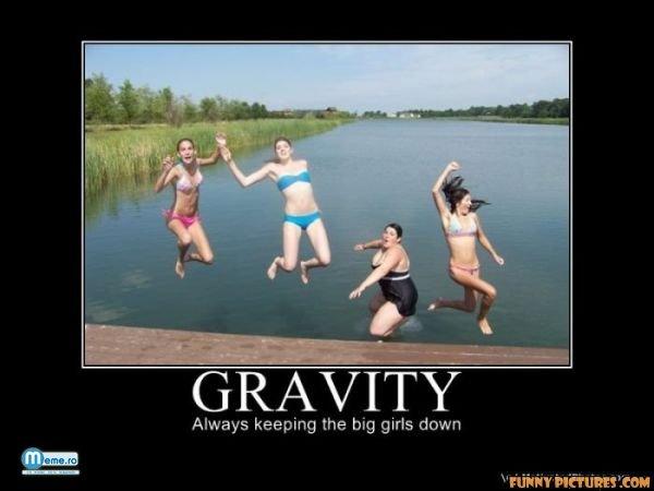 Gravitatea :))