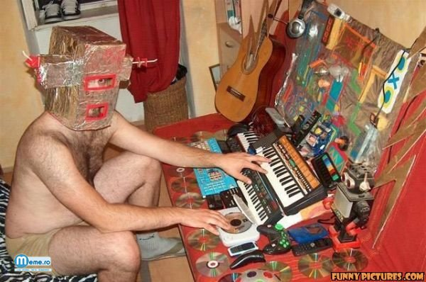 Robotul muzician