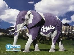 Elefantul Milka