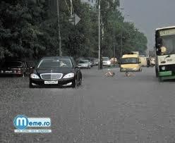 Inundatia e buna pentru unii