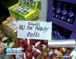 Nu mai pipaiti ouale