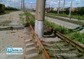 Cale ferata de Romania