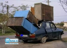 Cara mobila cu Dacia