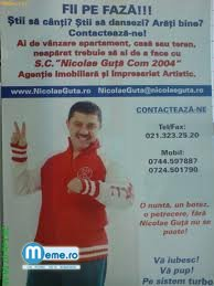 Nicolae Guta impresarul