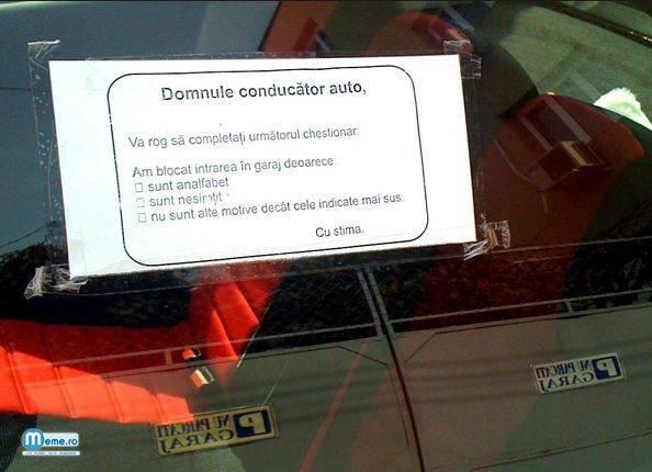 Domnule Conducator Auto
