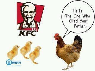 KFC - Terminatorul de Pui