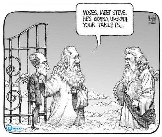 Steve Jobs in Rai (Parodie)
