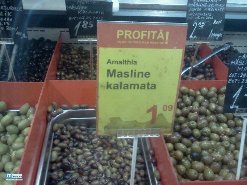 Masline KaLaMata