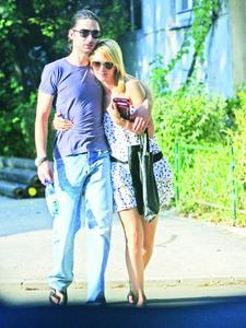 Adela Popescu si Dan Bordeianu, din nou impreuna